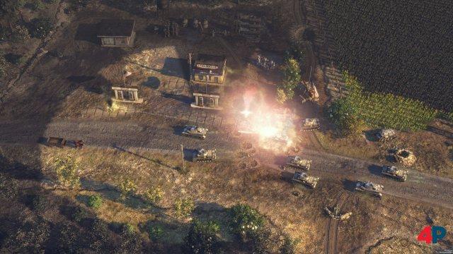 Screenshot - Sudden Strike 4 (PC) 92595912