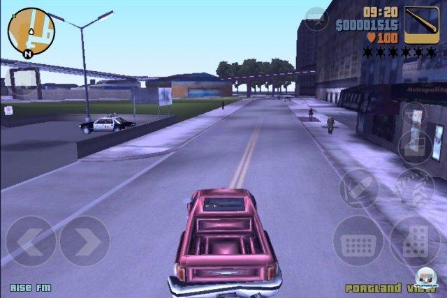 Screenshot - Grand Theft Auto III (iPhone) 2299012