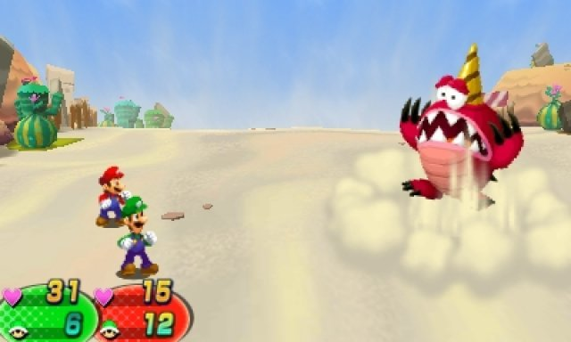 Screenshot - Mario & Luigi: Dream Team Bros. (3DS) 92462423