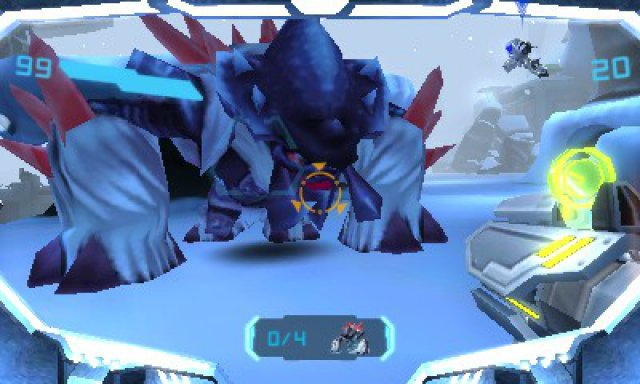 Screenshot - Metroid Prime: Federation Force (3DS)