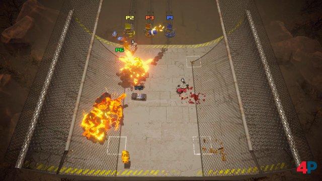 Screenshot - Thunder Rally (PC) 92610225