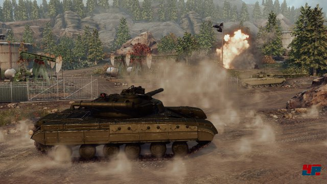 Screenshot - Armored Warfare (PC)