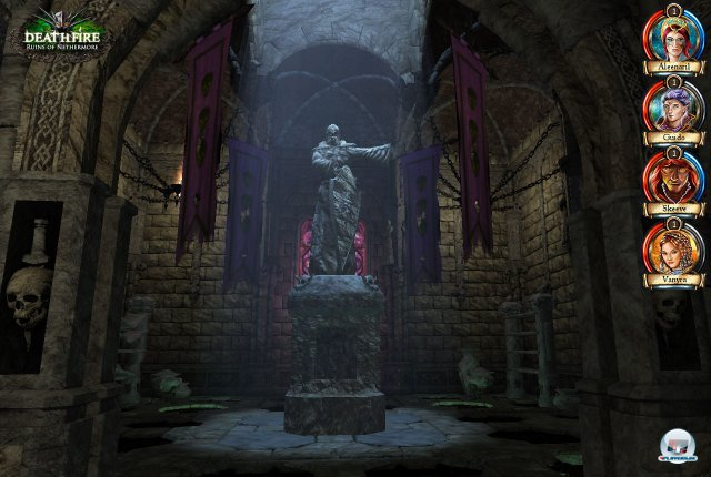 Screenshot - Deathfire: Ruins of Nethermore (PC) 92470428