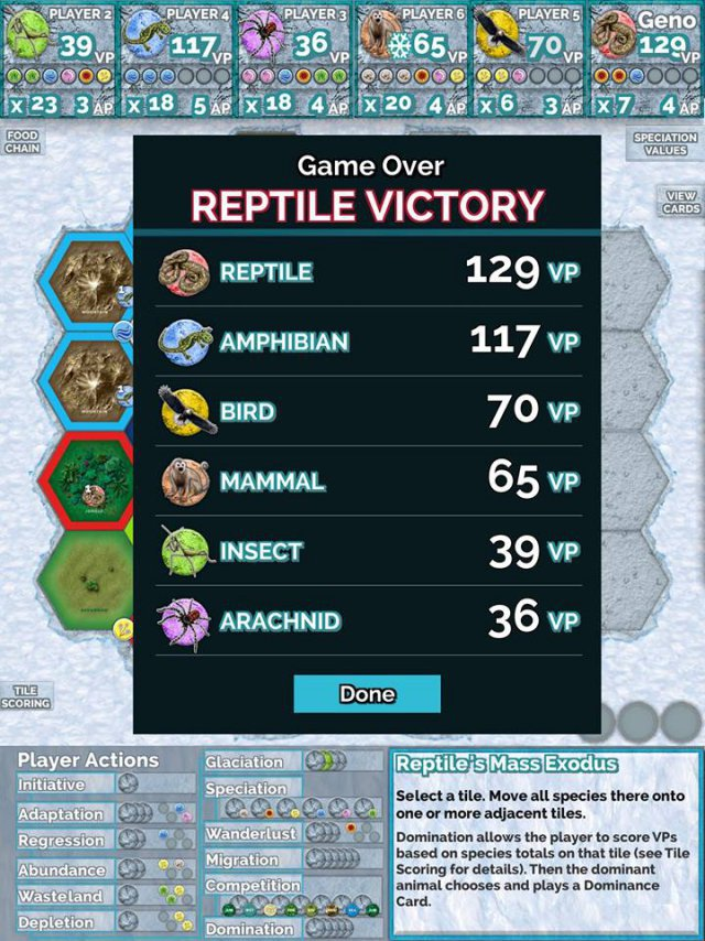 Screenshot - Dominant Species (iPad)