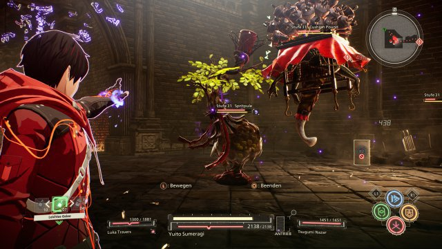 Screenshot - Scarlet Nexus (PlayStation5) 92645783
