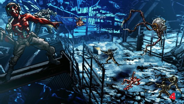 Screenshot - Contra: Rogue Corps (PC) 92589966