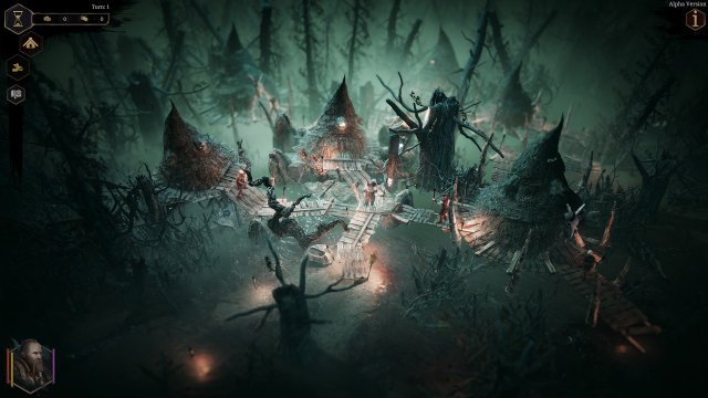 Screenshot - Tainted Grail: The Fall of Avalon (PC)