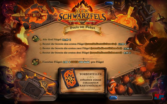 Screenshot - Hearthstone: Heroes of Warcraft (Android) 92500846