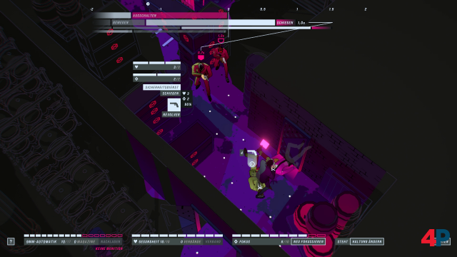 Screenshot - John Wick Hex (PC)