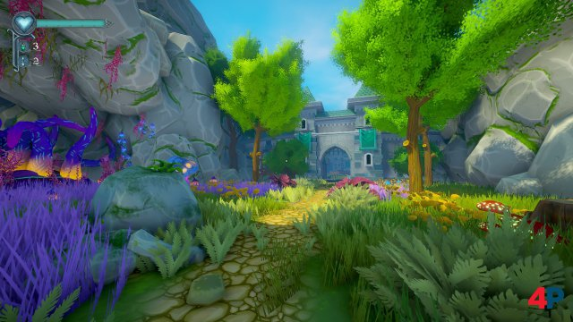 Screenshot - Mask of Mists (PC, PS4, Switch, One)