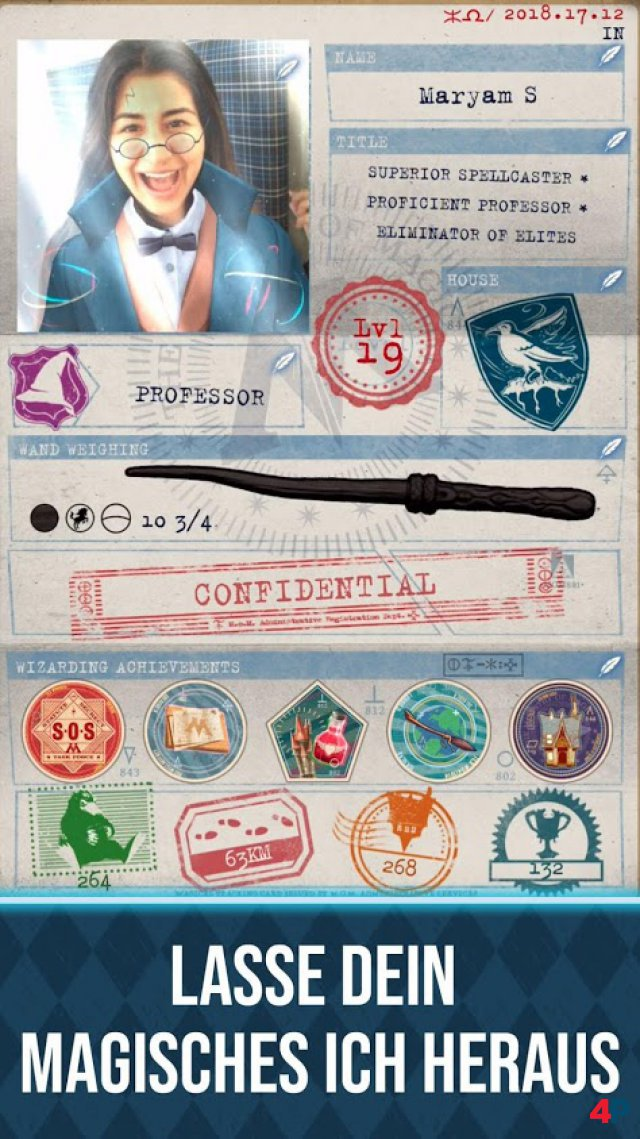 Screenshot - Harry Potter: Wizards Unite (Android) 92590947