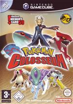 Alle Infos zu Pokémon Colosseum (GameCube)
