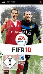Alle Infos zu FIFA 10 (PSP)
