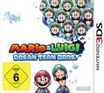 Alle Infos zu Mario & Luigi: Dream Team Bros. (3DS)
