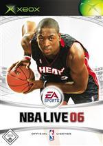 Alle Infos zu NBA Live 06 (XBox)