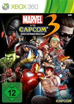 Alle Infos zu Marvel vs. Capcom 3: Fate of Two Worlds (360)