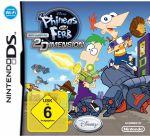 Alle Infos zu Phineas und Ferb: Quer durch die 2. Dimension (NDS)