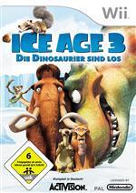 Alle Infos zu Ice Age 3: Die Dinosaurier sind los (Wii)