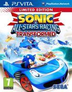 Alle Infos zu Sonic & All-Stars Racing: Transformed (PS_Vita)
