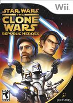 Alle Infos zu Star Wars: The Clone Wars - Republic Heroes (Wii)