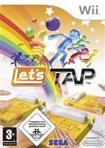 Alle Infos zu Let's Tap (Wii)