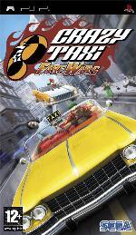 Alle Infos zu Crazy Taxi: Fare Wars (PSP)