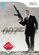 Alle Infos zu James Bond 007: Ein Quantum Trost (Wii)