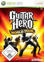 Alle Infos zu Guitar Hero: World Tour (360,PlayStation3,Wii)