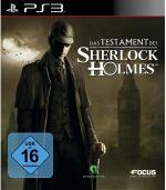 Alle Infos zu Das Testament des Sherlock Holmes (PlayStation3)