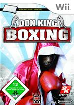 Alle Infos zu Don King Boxing (Wii)