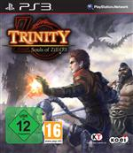 Alle Infos zu Trinity: Souls of Zill O'll (PlayStation3)