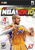 Alle Infos zu NBA 2K10 (360,PC,PlayStation3)