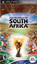 Alle Infos zu FIFA Fussball-Weltmeisterschaft Südafrika 2010 (PSP)