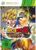 Alle Infos zu DragonBall Z: Ultimate Tenkaichi (360)
