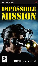 Alle Infos zu Impossible Mission (PSP)