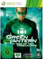 Alle Infos zu Green Lantern: Rise of the Manhunters (360)
