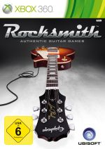Alle Infos zu Rocksmith - Authentic Guitar Games (360)