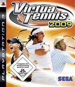 Alle Infos zu Virtua Tennis 2009 (PlayStation3)