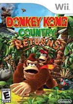 Alle Infos zu Donkey Kong Country Returns (Wii)