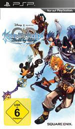 Alle Infos zu Kingdom Hearts: Birth by Sleep (PSP)