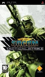 Alle Infos zu SOCOM: US Navy SEALs - Tactical Strike (PSP)