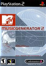 Alle Infos zu MTV Music Generator 2 (PlayStation2)
