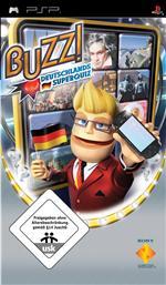 Alle Infos zu Buzz! Deutschlands Superquiz (PSP)