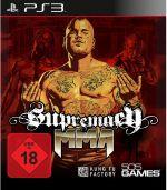 Alle Infos zu Supremacy MMA (PlayStation3)