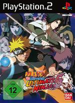 Alle Infos zu Naruto Shippuden: Ultimate Ninja 5 (PlayStation2)