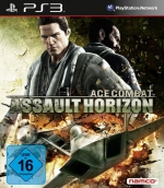 Alle Infos zu Ace Combat: Assault Horizon (PlayStation3)