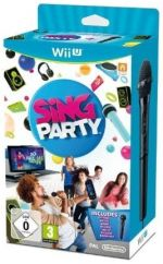Alle Infos zu SiNG Party (Wii_U)
