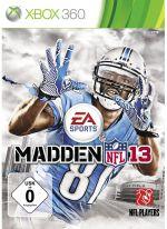 Alle Infos zu Madden NFL 13 (360,PlayStation3)