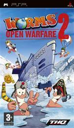 Alle Infos zu Worms: Open Warfare 2 (PSP,NDS)