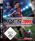 Alle Infos zu Pro Evolution Soccer 2009 (PlayStation3)